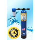 Vitasalus PureMaster V-Series V-300 Premium Whole House Water Filtration System