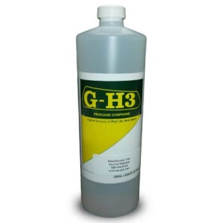 G-H3 Oral Liquid 32 oz Bottle or 3-month supply