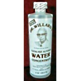 Willard's Water Concentrate 8oz Bottle