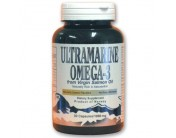 Ultramarine Omega-3 Virgin Salmon Oil Gelcaps 1080mg/90 Gelcaps