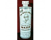 Willard's Water Concentrate 8oz Bottle