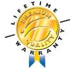 Lifetime Warranty, Premium Quality